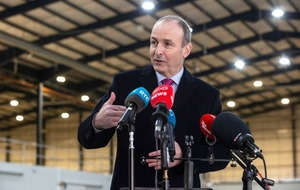 Outline of a Brexit deal can be done this week, Taoiseach says