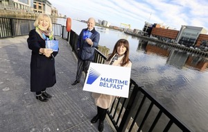 Maritime Belfast Trust sets sail on a new chapter in the city's heritage