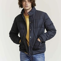 On Trend: Five of the best men's puffer jackets