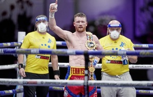 James Tennyson lands lightweight title eliminator against Canadian Josh O'Reilly