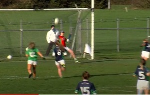 Video: Save of the year from Fermanagh's Shauna Murphy?
