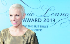Annie Lennox reveals environmental meaning behind 'forgotten' track