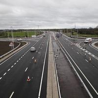 Environmentally sensitive section of A6 opens