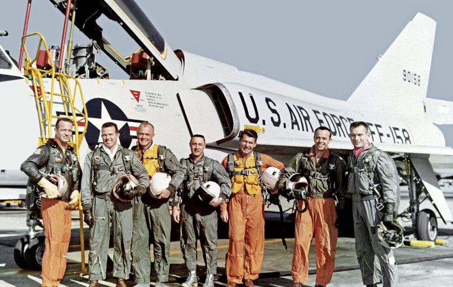 The Real Right Stuff director Tom Jennings: The US needed heroes at the  time - The Irish News