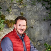 Russell Watson receives birthday surprise on I'm A Celebrity