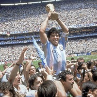 Forget the madness, remember the magic: thanks for the memories Diego
