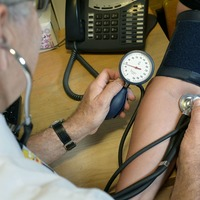 High blood pressure in midlife 'linked to increased brain damage in later life'