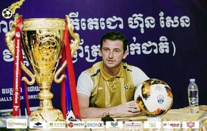 From Black's Road to cup glory in Phnom Penh - the future is bright for Colum Curtis