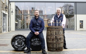 Hinch Distillery strikes deal with German distributor