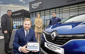 Shelbourne Motors puts connectivity first in major telecoms investment