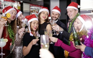 Virtual Christmas parties will happen - but beware of tax!