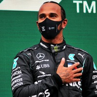 Lewis Hamilton details racist abuse as he accepts GQ game changer award