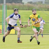 Declan Coulter still bringing home the silverware with adopted county Donegal