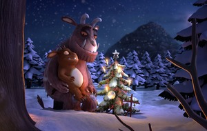 BBC unveils Christmas animations featuring The Gruffalo