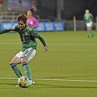 Fortune favours brave Northern Ireland women against Belarus