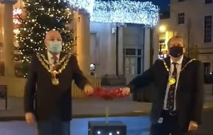 Christmas lights switch-on gaffe takes internet by storm