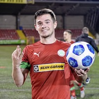 Cliftonville's five without reply a perfect response to critics - Paddy McLaughlin