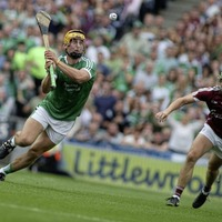 Limerick prove too strong in the end for gallant Galway after Joe Canning blow