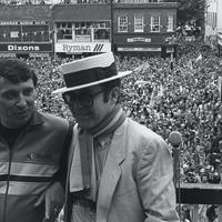 Sir Elton John recalls how Watford chairman role kept him grounded