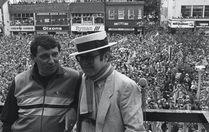 Sir Elton John recalls how Watford chairman role kept him grounded