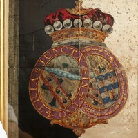 Silk panel from Nelson's funeral carriage going under the hammer