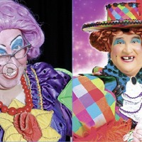 A tale of two dames: John Linehan and William Caulfield on missing panto