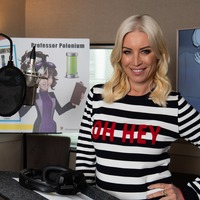 Denise Van Outen says she is ticking 'cool mum' boxes with daughter Betsy