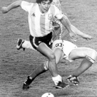 Kenny Archer - Diego Maradona's extraordinary talent elevated him high above the thugs