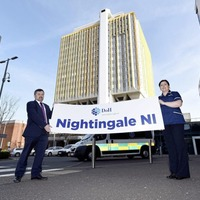 Covid-19: Plans to 'temporarily' stand down Nightingale hospital
