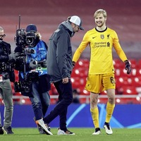 Caoimhin Kelleher hoping he's earned Premier League start with Liverpool