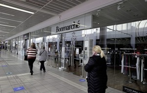 Grim week for retail continues as Bonmarché plunges into administration again