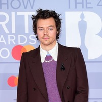 Harry Styles appears to take swipe at critics of his love of ballgowns