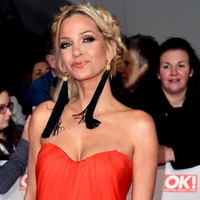 Sarah Harding shares thanks for 'love and support' after cancer diagnosis