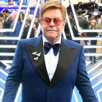 Sir Elton John 'ramping up' exercise routine to get into shape