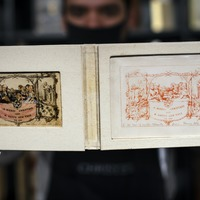 First commercial Christmas card dated 1843 to go under the hammer