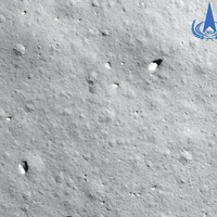 China's lunar probe begins journey home with cargo of samples