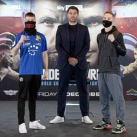 World title shot up for grabs at James Tennyson meets Josh O'Reilly in Wembley Arena battle