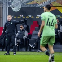 Under pressure Neil Lennon takes positives after Celtic lose 4-2 in San Siro