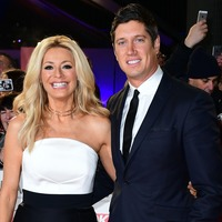Tess Daly posts tribute to husband Vernon Kay after I'm A Celebrity final