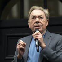 Andrew Lloyd Webber confident there will be theatre audience 'in droves'
