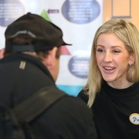 Ellie Goulding on Crisis work: 'I can't imagine a Christmas without being there'