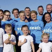 North Belfast woman urges anyone considering a charitable donation to consider global school feeding project Mary's Meals
