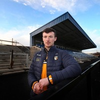 Cushendall ace Paddy Burke happy to be part of reinvigorated Saffrons