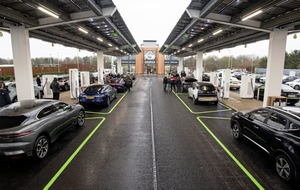 William Scholes: Electric cars can lead the charge in the 'green revolution'