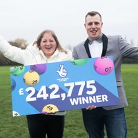 Woman who lost job during pandemic to buy new house after £242,775 lottery win