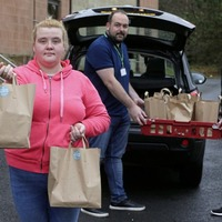 Thousands of meals delivered to vulnerable across Belfast to help combat loneliness and isolation