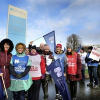 Striking healthcare staff to have lost wages repaid