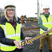 Scheme launched to 'find, match, hire' new cohort of construction apprentices