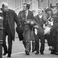 Victim's family pay tribute to 'hero' of Bloody Sunday Hugh McMonagle