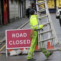 Work begins to pedestrianise Union Street in Belfast city centre